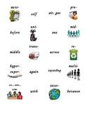 Prefixes Memory Game