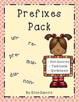 Prefixes Pack