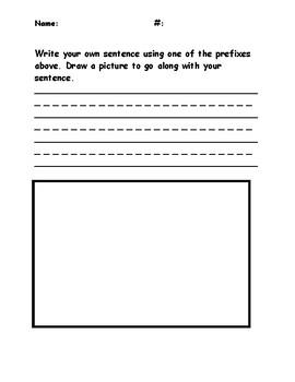 Prefixes Passage