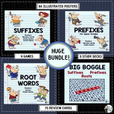 PREFIXES, ROOTS, AND SUFFIXES BUNDLE