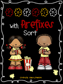 Prefixes Sorting Activity