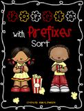 Prefixes Sorting Activity