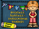 Prefixes Suffixes and Inflectional Endings part 2