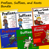 Prefixes, Suffixes, and Roots Bundle