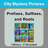 Prefixes, Suffixes, and Roots - City Mystery Pictures | Co