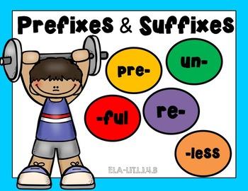 Prefix and Suffix