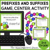 Prefixes and Suffixes Game | Prefixes and Suffixes Center