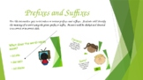 Prefixes and Suffixes Interactive Quiz