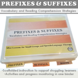 Prefixes and Suffixes Vocabulary and Reading Comprehension Strategies