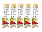 Prefixes and Suffixes bookmark