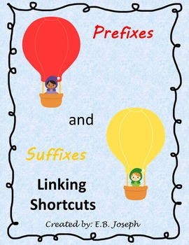 Prefixes and Suffixes for the Kinesthetic Learner