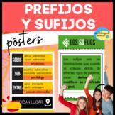 Prefixes and Suffixes in Spanish - Los prefijos y sufijos
