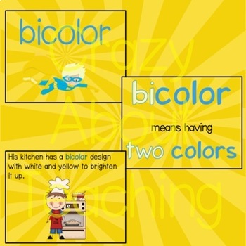 Prefixes bi- and tri-