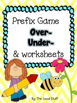 Prefixes over- under-