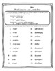 Prefixes re, un, and dis Worksheets Prefixes re, un, and d