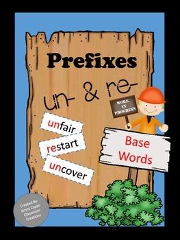 Prefixes un an re Quiz-Quiz-Trade