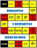 Preguntas y respuestas  - Board Game + Free Make-Your-Own