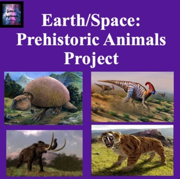 Prehistoric Animals Project