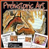 Prehistoric Art : Art Lesson Plan