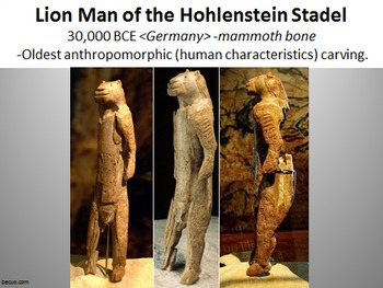 Prehistoric Art History Chapter Assets