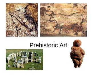 Prehistoric Art Lecture Powerpoint