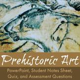 Prehistoric Art History Lesson