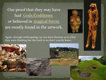 prehistoric art lesson powerpoint by earth without art is just eh