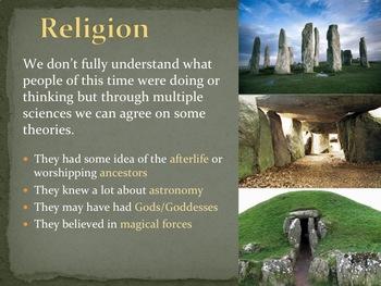 Prehistoric Art Lesson Powerpoint