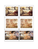 Prehistoric Art - Matching Card Set