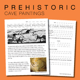 Prehistoric Cave Paintings Art History Substitute Lesson D
