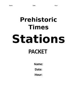 Prehistoric Era Rotation Stations