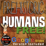 Prehistoric Humans PowerPoint with Video Links and Presenter Notes