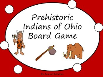 Prehistoric Indians of Ohio Game