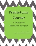 Prehistoric Journey: A Dinosaur Research Unit