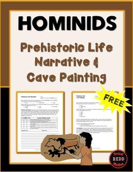Prehistoric Life Narrative & Cave Painting