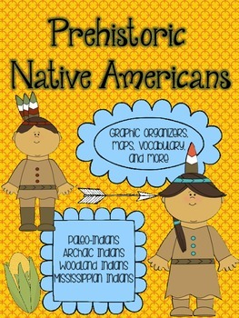 Prehistoric Native Americans: Paleo, Archaic, Woodland, and Mississippian