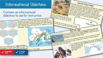 Prehistoric Nebraska Interactive Notebook