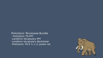 Prehistoric Tennessee Bundle