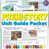 Prehistory Study Guide and Unit Packet