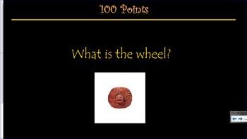 Prehistory and Mesopotamia Jeopardy