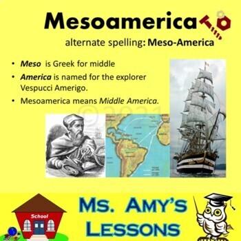 MESOAMERICA: Prehistory of Mesoamerica PowerPoint Presentation