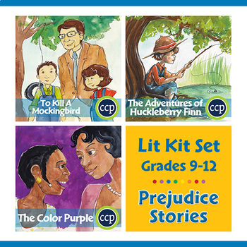 Prejudice Stories Lit Kit Set - BUNDLE Gr. 9-12
