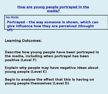 Prejudice : Discrimination - Teenagers