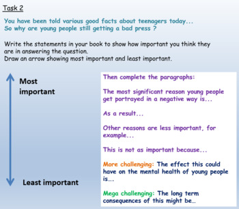 Prejudice, teenagers and the media (1 hr lesson PP, worksheets and clips)