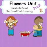 Prek Flower Thematic Unit