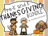 Prek-Kindergarten Thanksgiving Pack