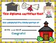 Prekindergarten Diploma:  Editable Pre-K Diploma