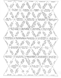 Preliminary Spanish puzzle ~Spanish greetings ~Spanish phrases puzzle
