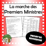 Premier Ministre Projet - Gouvernement (Prime Minister Project - Government)