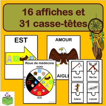 Premières Nations - autochtones - First Nations - French